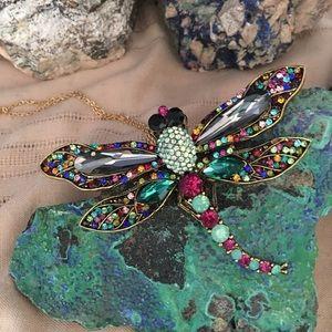 Jewelry - Dramatic  Dragonfly